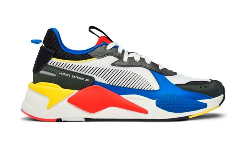 Puma RS-X Toys Multicolor - Zapatillas innovadoras y modernas