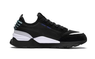 Puma RS-0 WINTER INJ TOYS NEGRO BLANCO 369469 02
