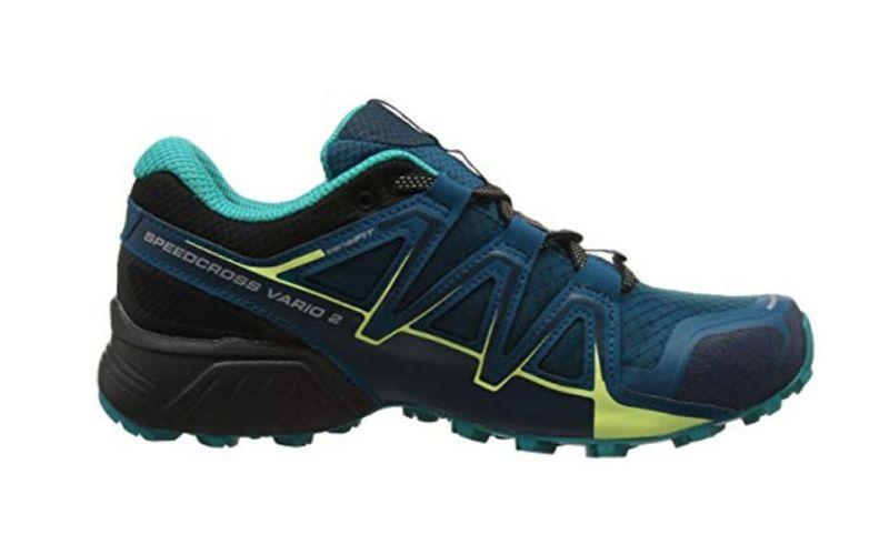 Salomon Speedcross Vario 2 GTX Blue Women - Women trail running shoes 5c393f6a287d9