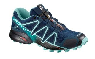 Salomon SPEEDCROSS 4 WIDE AZUZURRO DONNA L40237400