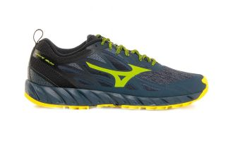 Mizuno WAVE IBUKI BLACK YELLOW J1GJ1873 33