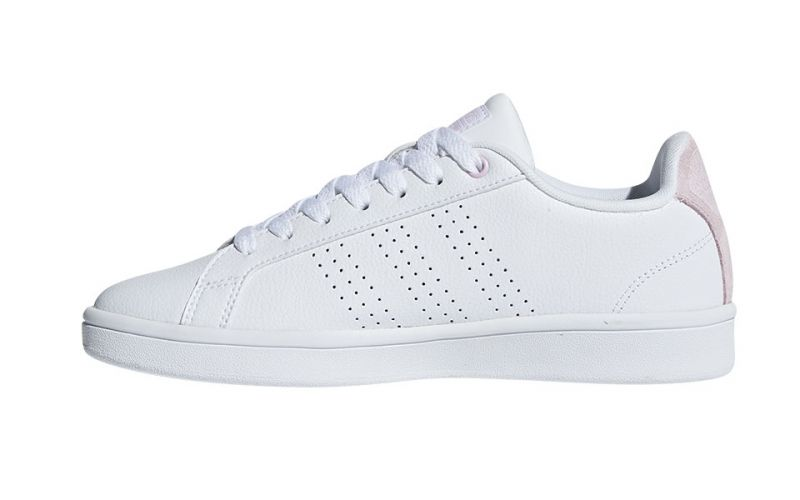 adidas Cloudfoam Advantage Clean Blanc Femme Design intemporel