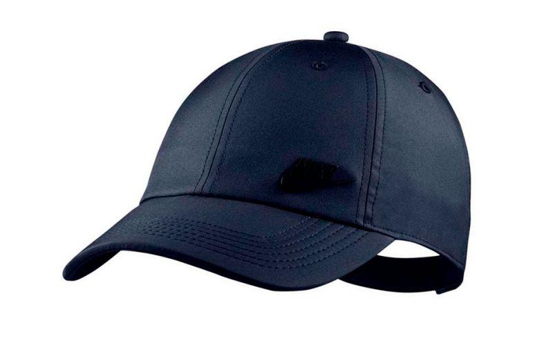 7cebc4ef Nike H86 Sportwear black cap - With adjustable closing