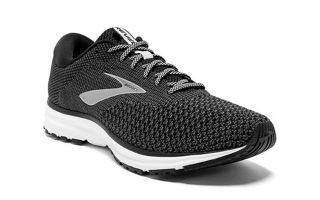 BROOKS REVEL 2 NEGRO GRIS 1102921D050