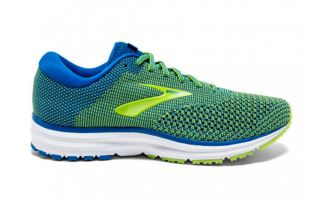 BROOKS REVEL 2 AZUL LIMA BLANCO 1102921D404