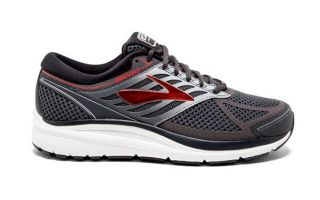 BROOKS ADDICTION 13 NEGRO ROJO 1102611D080