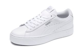 Puma VIKKY STACKED L WHITE WOMEN 369143 02