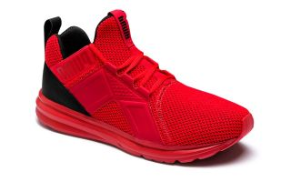 Puma ENZO WEABE HIGH RISK ROJO NEGRO 191487 06