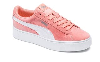 Puma VIKKY STACKED SD PINK WHITE WOMEN 369144 07
