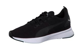 Puma FLYER RUNNER NEGRO BLANCO 192257 02