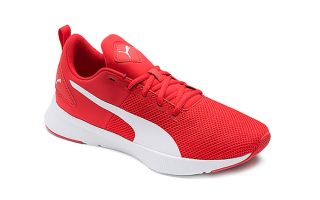 Puma FLYER RUNNER HIGH RISK ROJO BLANCO 192257 04