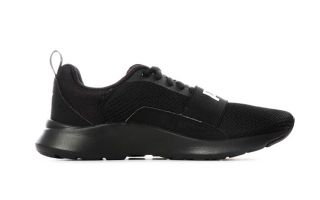 Puma WIRED NEGRO NIÑO 366901 01