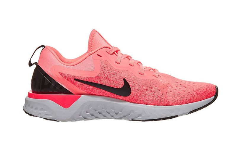 8a5e5f3b8b80 Nike Odyssey React Pink Black Women - Great stability