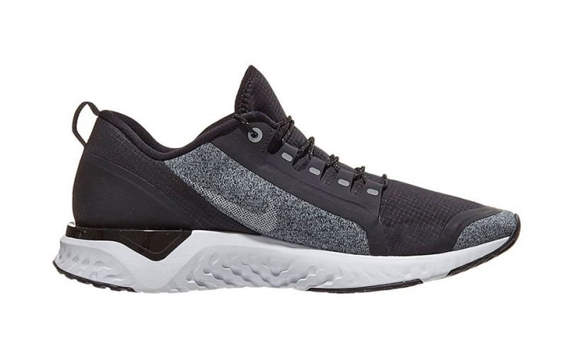 brand new bbe68 5713e Nike ODYSSEY REACT SHIELD BLACK GREY NIAA1634 002