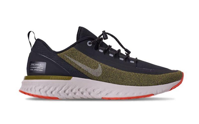 Nike Odyssey React Shield Olive Green