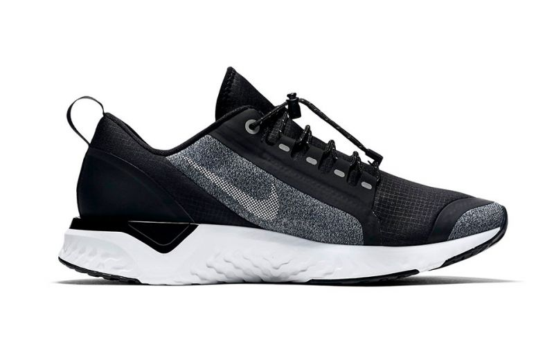 on sale ed8be 51ea6 Nike ODYSSEY REACT SHIELD BLACK GREY WOMEN NIAA1635 003