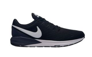 Nike AIR ZOOM STRUCTURE 22 BLACK NIAA1636 002