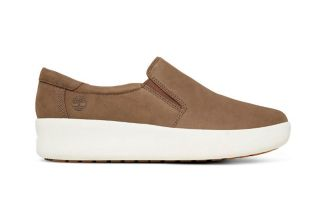 Timberland BERLIN PARK SLIP ON MARRONE DONNA TB0A1M9T9011