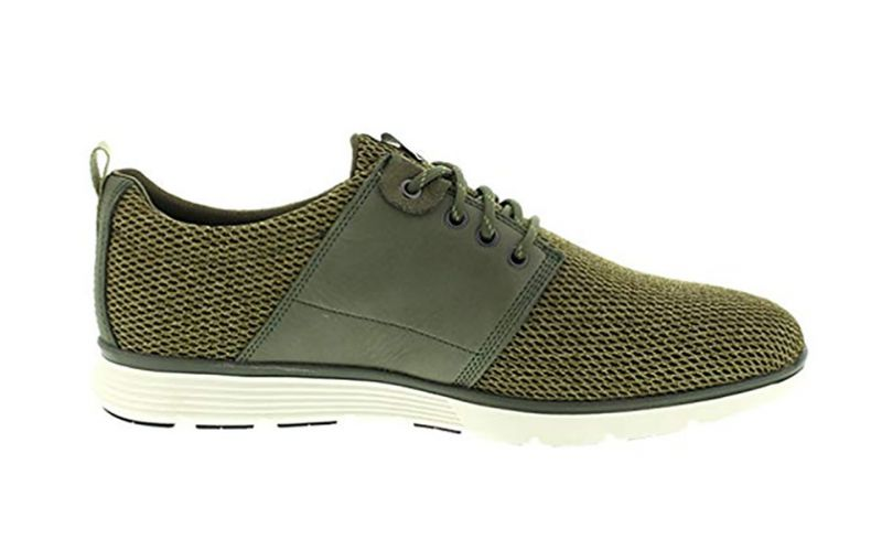 530403886b1129 Timberland Killington L/f Oxfors Green - Comfortable and secure support
