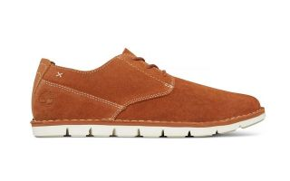 Timberland TIDELANDS OXFORD SUEDE MARRON TB0A1TFAK431