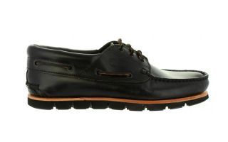 Timberland ICON 3 EYE PADDED COLLAR BLACK TB0A1MWS0011