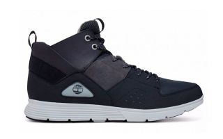 Timberland KILLINGTON NEW LEATHER CHUKKA BLACK TB0A1HOW0151