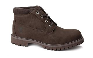 Timberland NELSON PREMIUM WP CHUKKA LIGHT BROWN TB0A1M5R9311