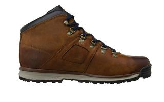Timberland GT SCRAMBLE MID LEATHER WP MARRON TB02210R2141