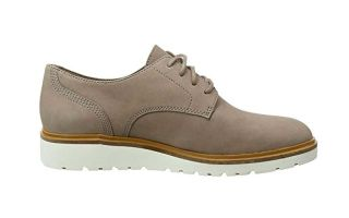 Timberland ELLIS STREET LACE UP GRIS MUJER TB0A1MLQ9291