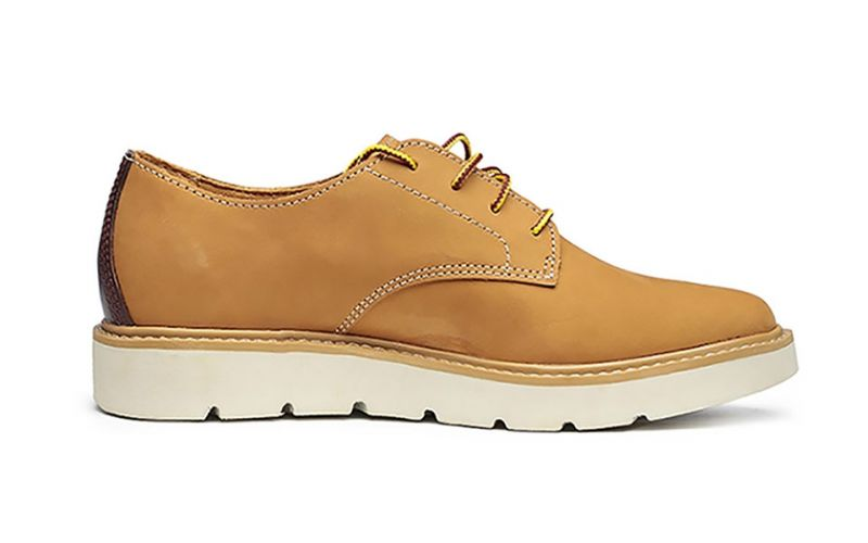 huge discount 15433 57f2c Timberland KENNISTON LACE OXFORD WOMEN YELLOW TB0A167D2311