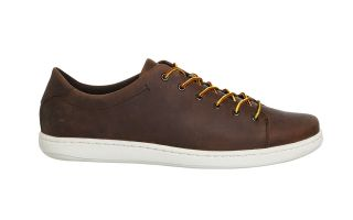 TIMBERLAND COURTSIDE LEATHER OX MARRON SCURO TB0A1GJD2001