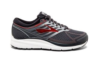 BROOKS ADDICTION 13 GRIS ROJO 1102611B080