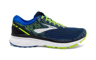 BROOKS GHOST 11 AZUL NEGRO 1102881D069