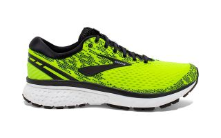 BROOKS GHOST 11 AMARILLO NEGRO 1102881D795