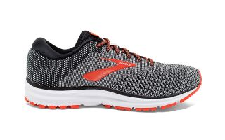 BROOKS REVEL 2 GRIS NARANJA 1102921D091