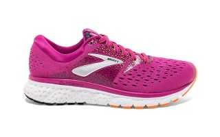Brooks GLYCERIN 16 WOMEN FUCHSIA 1202781B586