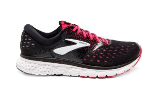 Brooks GLYCERIN 16 PINK BLACK WOMEN 1202782A070