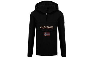 Napapijri RAINFOREST SUMMER BLACK JACKET