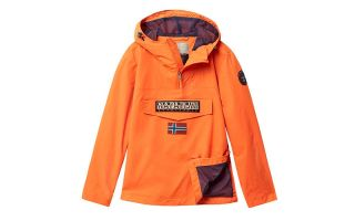 Napapijri RAINFOREST ORANGE JACKET
