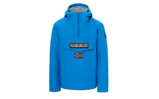 Napapijri RAINFOREST BLUE JACKET
