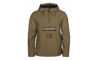 Napapijri RAINFOREST OLIVE GREEN JACKET