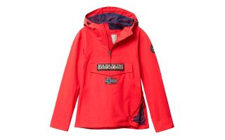 Napapijri RAINFOREST RED JACKET