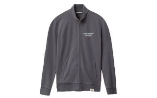Napapijri BONTHE FZ GREY FLEECE JACKET