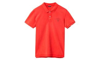 Napapijri ELBAS 2 RED POLO SHIRT