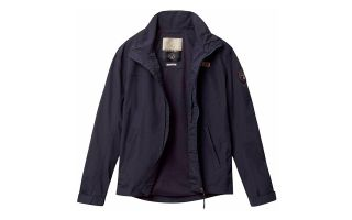 Napapijri SHELTER 2 NAVY BLUE JACKET