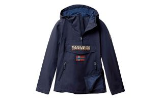Napapijri RAINFOREST NAVY BLUE JACKET