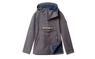Napapijri RAINFOREST GREY JACKET