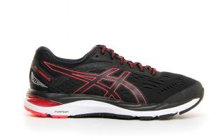 Asics GEL CUMULUS 20 BLACK RED 1011A008 001