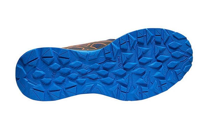Asics Gel Sonoma 4 Schwarz Blau | Renoviert und verbessert