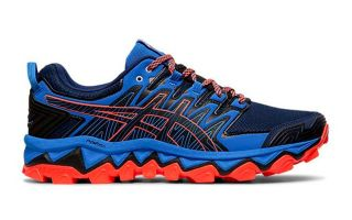 Asics GEL FUJITRABUCO 7 BLUE ORANGE 1011A197 400